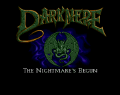 Darkmere: The Nightmare's Begun